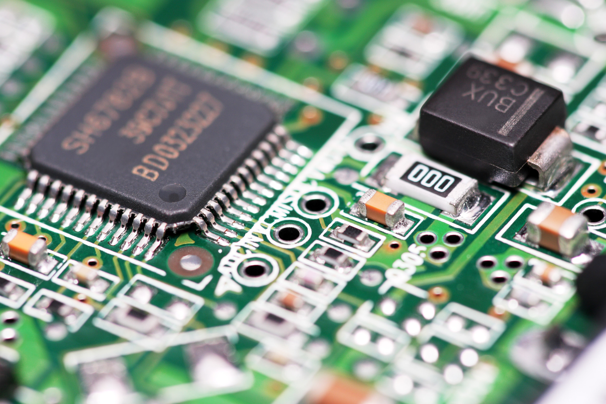 Find all types of electronic components